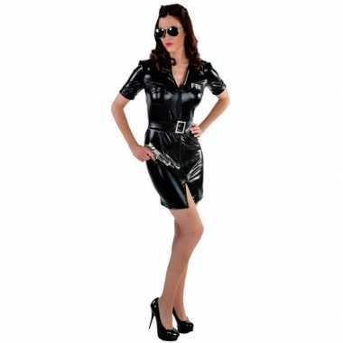 Sexy fbi politie jurkje voor dames