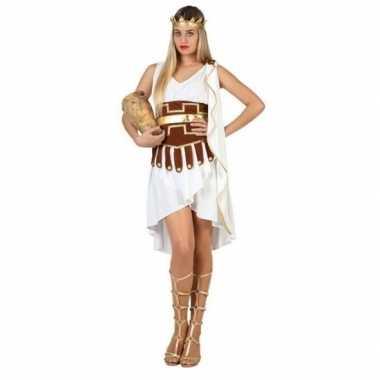 Sexy grieks/romeins toga jurkje verkleedset voor dames