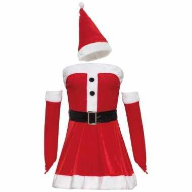 Sexy kerst jurkje voor dames