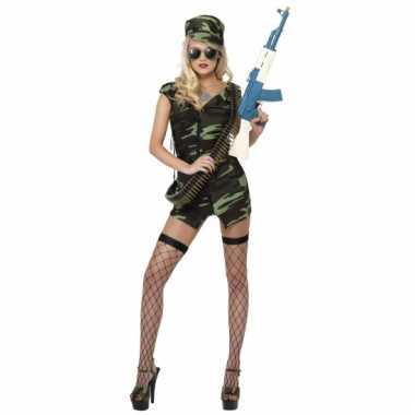 Soldaten pak dames