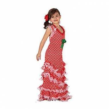 Spaanse outfit voor meisjes