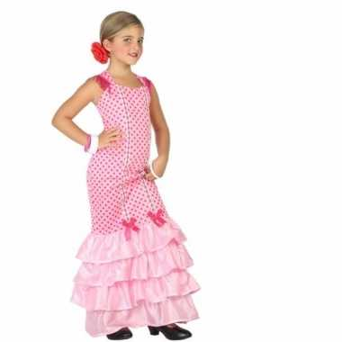 Spaanse verkleedjurk voor meisjes