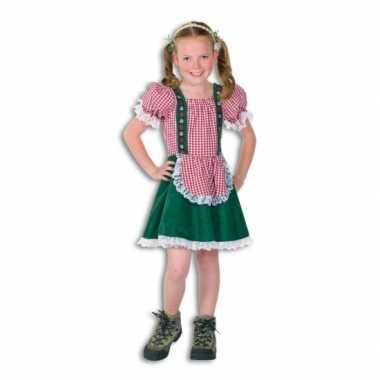 Tiroler kleding voor meiden