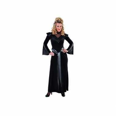 Vampier dames jurk lang