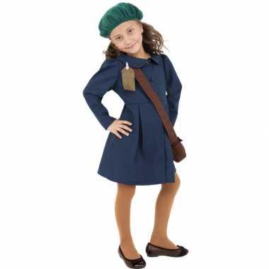 Verkleed kostuum schoolmeisjes