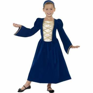 Voordelig middeleeuws prinses jurkje