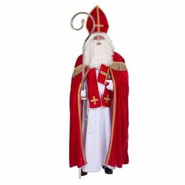 Voordelig sinterklaas kostuum compleet