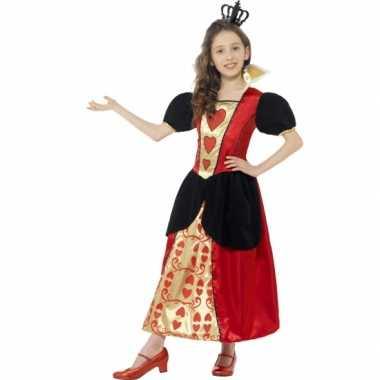 Voordelige harten vrouw jurk voor meisjes