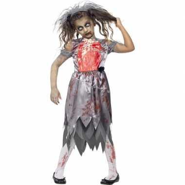 Zombie trouwjurk voor meiden