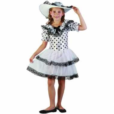 Zuidelijke belle jurkje voor meisjes