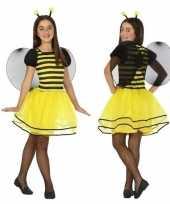 Bijen verkleedjurkje voor kinderen