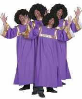 Gospel verkleedkleding